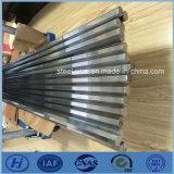 Barra esagonale dell'acciaio inossidabile per l'accoppiamento della valvola