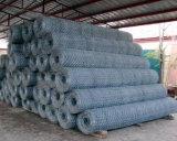 Гальванизированное шестиугольное плетение мелкоячеистой сетки