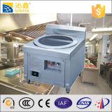 12year Kooktoestel van de Inductie van de Brander 12000W van het Roestvrij staal van ervaringen het Enige (qx-P420)