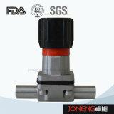 Из нержавеющей стали для пищевой промышленности мини типа Diaphrgam клапан (JN-DV2001)