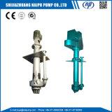 Pompe verticale de boue de carter de vidange rayée par métal (NP-SP (R))