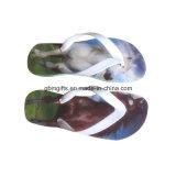 Publicidad flip-flop de EVA del deslizador