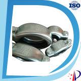 Accoppiamento Grooved del morsetto meccanico rotondo del pezzo fuso dell'acciaio inossidabile