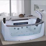 BALNEARIO de la bañera del masaje con la ducha principal para el centro turístico (AT-9049)