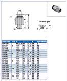 Connecteur d'acier inoxydable avec la qualité et le prix concurrentiel