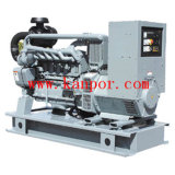 40kw Diesel Deutz van de Lucht van 50kVA de Koele (F6L912) Stille Generator van de Luifel