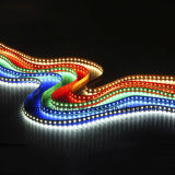 Hoge SMD 1210 - leiden van de dichtheids Flexibele 120 Strook LEDs/M