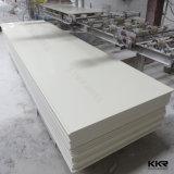 Superficie solida bianca del ghiacciaio solido della superficie 6mm del polimero di PMMA