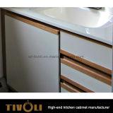 暗い絵画終わりTivo-D020hを用いる新しく標準的なシェーカーの食器棚