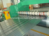 Автоматическая Металлические полосы катушку на ломтики и перематывателем машины для продажи