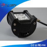 Aluminium CREE LED lumière de travail 18W LED voiture éclairage