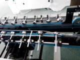 Rectángulo de papel de Gk-650A que pega la máquina