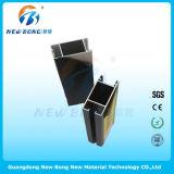 Films protecteurs de PVC de profil de couleur en aluminium de noir
