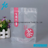Пакетик чая цветка