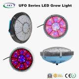 최신 판매 140W UFO LED는 온실 식물을%s 가볍게 증가한다