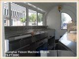 Reboques móveis da restauração do restaurante de Ys-FT280c com Ce