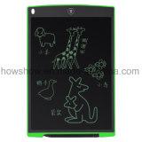 Howshow traseiro magnético tabuleta da escrita do desenho do LCD de 12 polegadas
