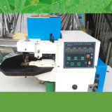 Verwendete automatische Geschwindigkeit eingestellte klebende und faltende Maschine