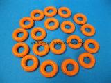 高品質の医学等級の注入は着色されたシリコーンの絞圧器のOリングを形成した