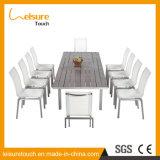 Restaurante El Patio de aluminio mesa y silla jardín muebles de exterior