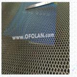 Chlor 알칼리 기업에 있는 확장된 티타늄에 의하여 확장되는 전극 메시