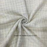 Проверка пряжи мычки белая с штоком ткани шерстей Shiner