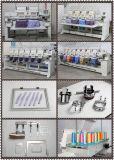 4 Hut-Maschinen-Stickerei-Entwürfe des Kopf-9 der Farben-Wy904c