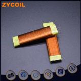 Bobine d'inducteur de ferrite en bobine avec fil en cuivre