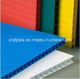 Оптовая торговля водонепроницаемый PP гофрированный лист для печати и упаковки