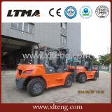 China 6 Tonnen-neuer Dieselgabelstapler für Verkauf