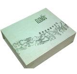 De klanten ontwerpen de Vouwbare Kleren die van de Dozen van het Karton de Doos van de Gift verpakken
