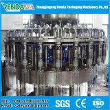 Botella de plástico tipo giratorio eléctrico el llenado de agua de la máquina de sellado