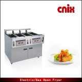 Buena sartén abierta continua profundamente industrial Ofe-56A del feedback de Cnix