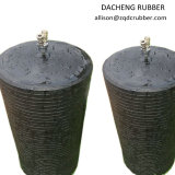 Испытание шарика для системы сбора сточных вод (раздувные штепсельные вилки трубы)