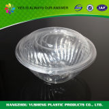 Green Packing Transparent Salad Bowl