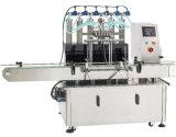 Máquina de etiquetado linear en botella de la máquina de rellenar del agua