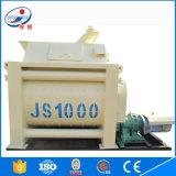 Qualität Conpulsory doppelter Betonmischer der Welle-Js1000