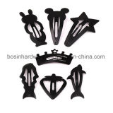 Special Wholesale Shaped Snap Metal To hate Clips