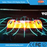 Fase di HD SMD che fa pubblicità schermo dell'interno di colore completo P4 al grande LED