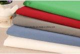 Garen: 45sx45s dichtheid: 110X76 de Katoenen van de polyester Stof van de Popeline