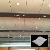会議室のためのポリエステル上塗を施してある装飾的なアルミニウム偽の天井
