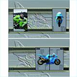 미끄러지십시오 상업적인 단계 (YZ-P333)를 위한 텔레비젼 스크린 사용을