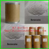 두껍거나 얇은 Benzocaine 94-09-7 분말 99.9% 순수성 Benzocaine