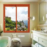 Hölzerner Aluminiumrahmen-Schiebetür-und Fenster-Preis-Philippinen-Entwurf