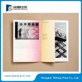 Impression de livre de quatre couleurs avec la garniture intérieure