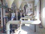 高度の単一レバーの技術のスプレータワープロセス洗浄力がある粉の機械装置
