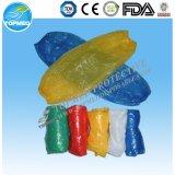 Housse de protection PE / Housse de protection jetable avec coloré