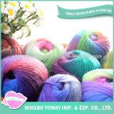 安く良い非常駐にMerinoかぎ針編みのウールの編むこと
