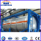 Conteneur de réservoir de liquides de GNL de 20 pieds