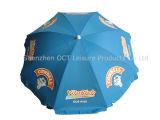 Publicidade Guarda-chuva de praia / guarda-sol (OCT-BUAD1)
